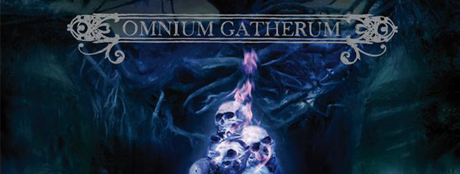 brs omnium gatherum the burning cold slide - Omnium Gatherum - The Burning Cold (Album Review)