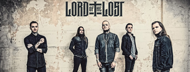 lord slide - Interview - π of Lord Of The Lost