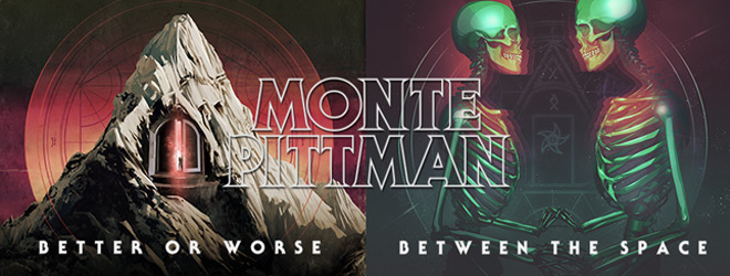 monte slide - Monte Pittman - Between The Space & Better Or Worse (Album Review)