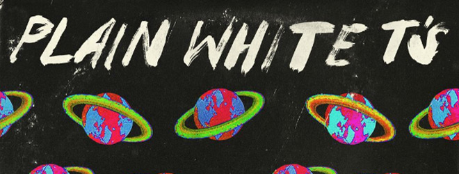 plain white ts parrell banner - Plain White T's - Parallel Universe (Album Review)