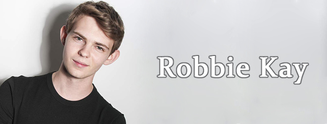 robbie kay interview slide - Interview - Robbie Kay