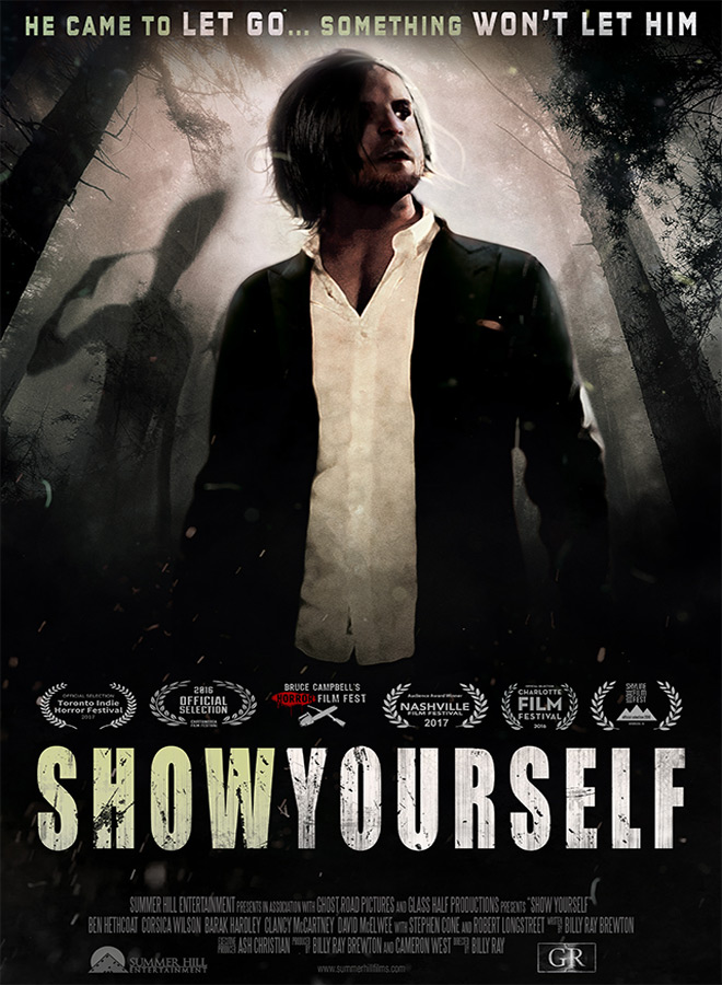 show yourself poster - Show Yourself (Movie Review)