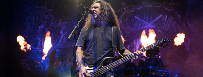 slayer live 2018 - Slayer Hammers Jones Beach, NY 7-29-18 w/ Lamb of God, Anthrax, Testament, & Napalm Death