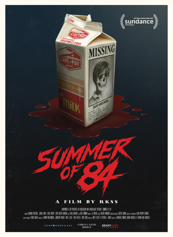 summer of 84 poster - Summer of 84 (Movie Review)