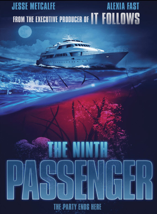 the ninth poster - The Ninth Passenger (Movie Review)
