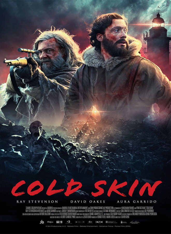 Cold Skin Goldwyn web - Cold Skin (Movie Review)