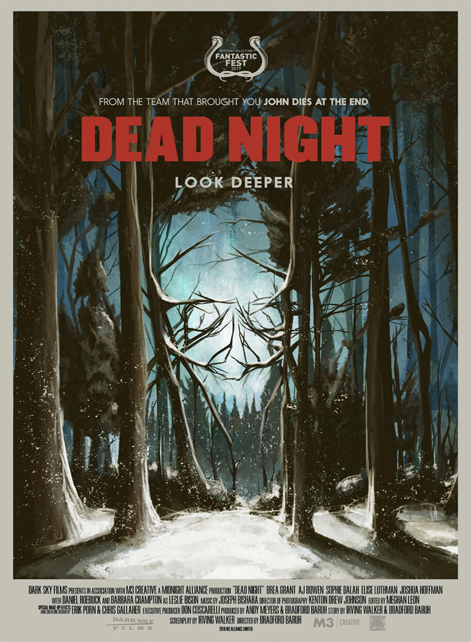 Dead Night Theatrical Poster - Dead Night (Movie Review)