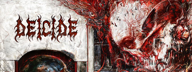 Deicide Overtures of Blasphemy slide - Deicide - Overtures Of Blasphemy (Album Review)