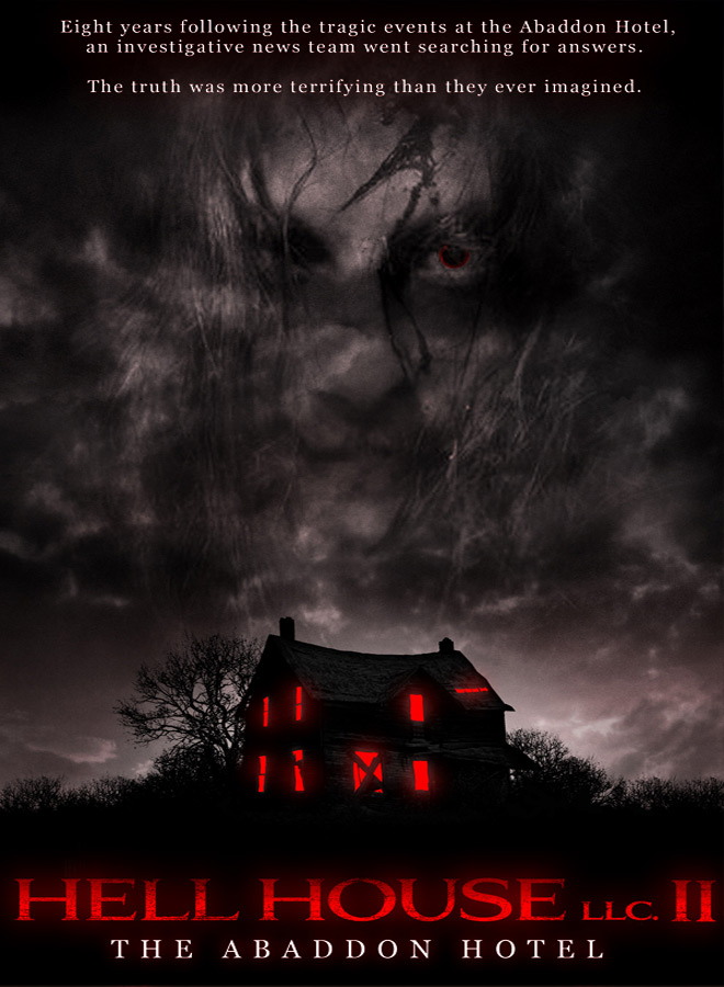 Hell House LLC II The Abaddon Hotel Stephen Cognetti Poster - Hell House LLC II: The Abaddon Hotel (Movie Review)