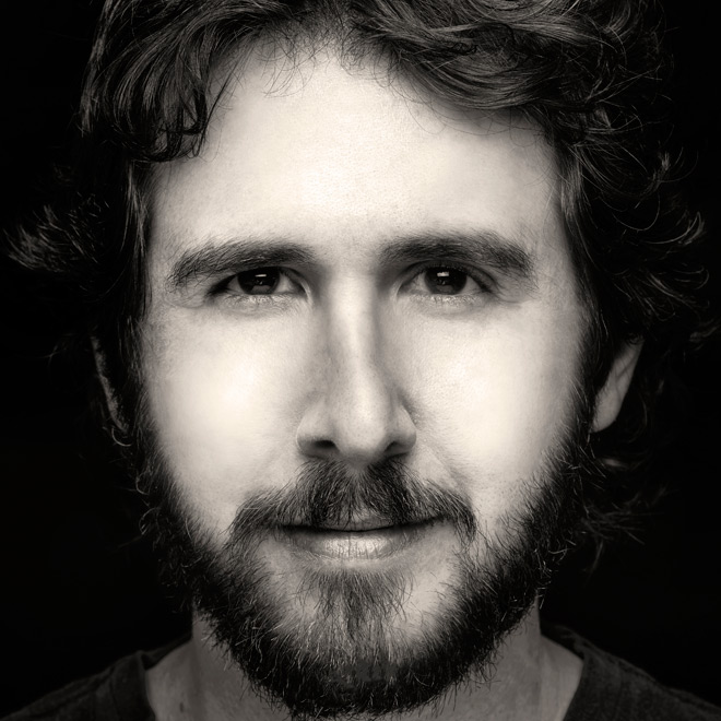 JG Black 088 1 3 v26 - Josh Groban - Bridges (Album Review)