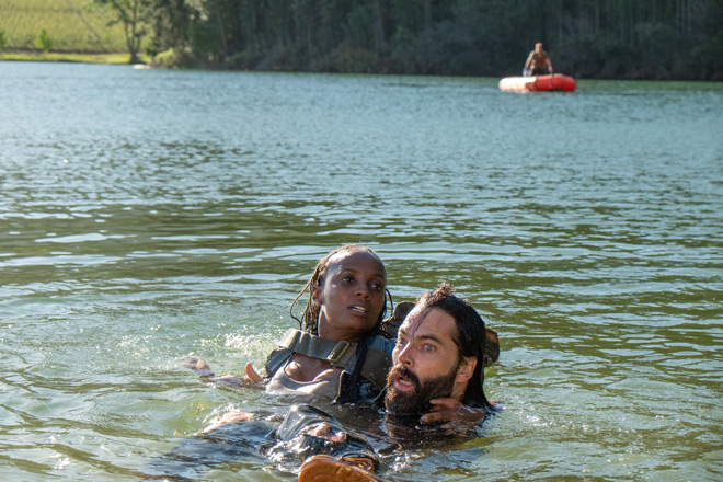 LakePlacidLegacy Approved Still 3 - Lake Placid: Legacy (Movie Review)