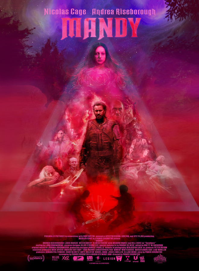 MANDY Poster image 1080X1600 v2 - Mandy (Movie Review)