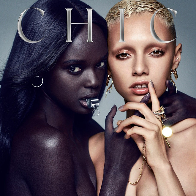 NILE CHIC TIME cover resized - Nile Rodgers & Chic - It's About Time (Album Review)