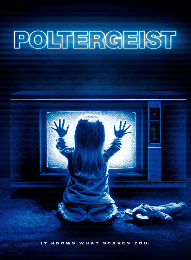 Poltergeistposter - Favorite Horror Movies Revealed: Missy Suicide of SuicideGirls