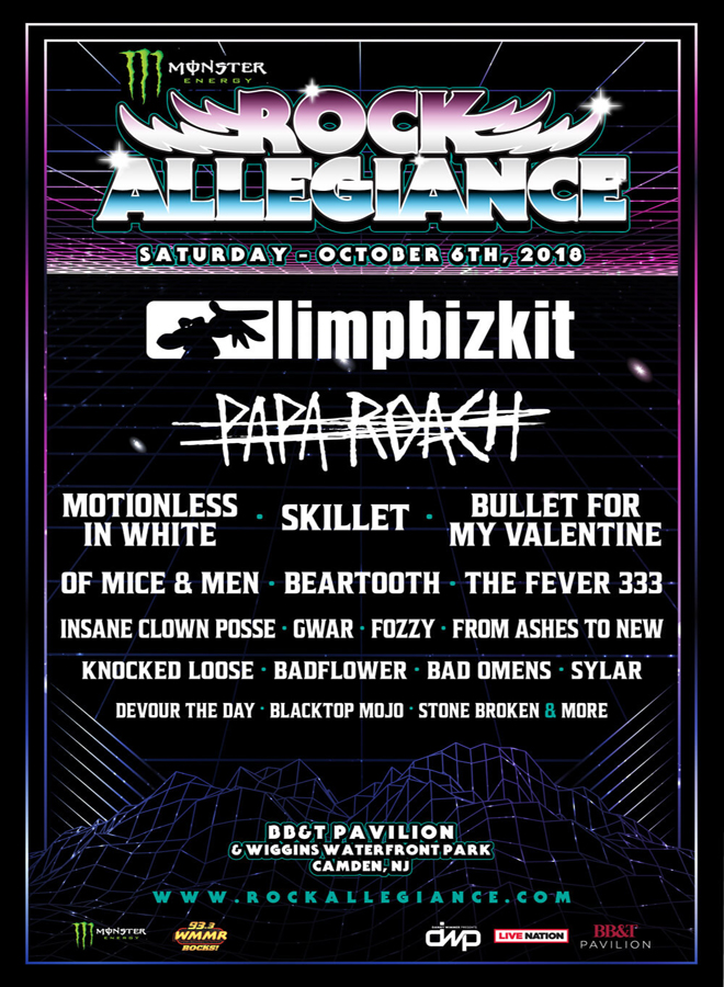 RA18 Official AdmatLRG - Monster Energy Rock Allegiance Set To Return October 6th
