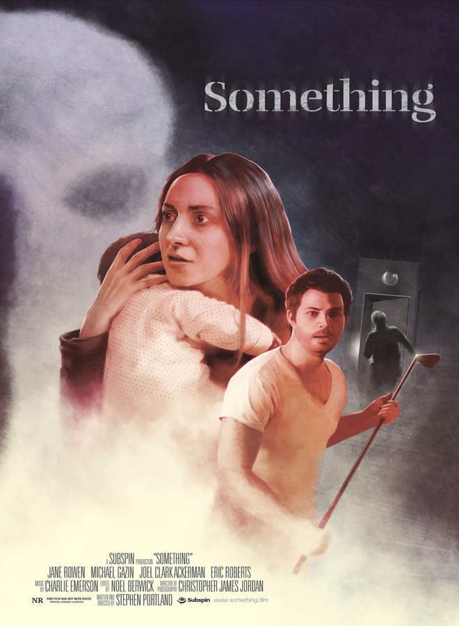 Something Poster portrait small - Something (Movie Review)