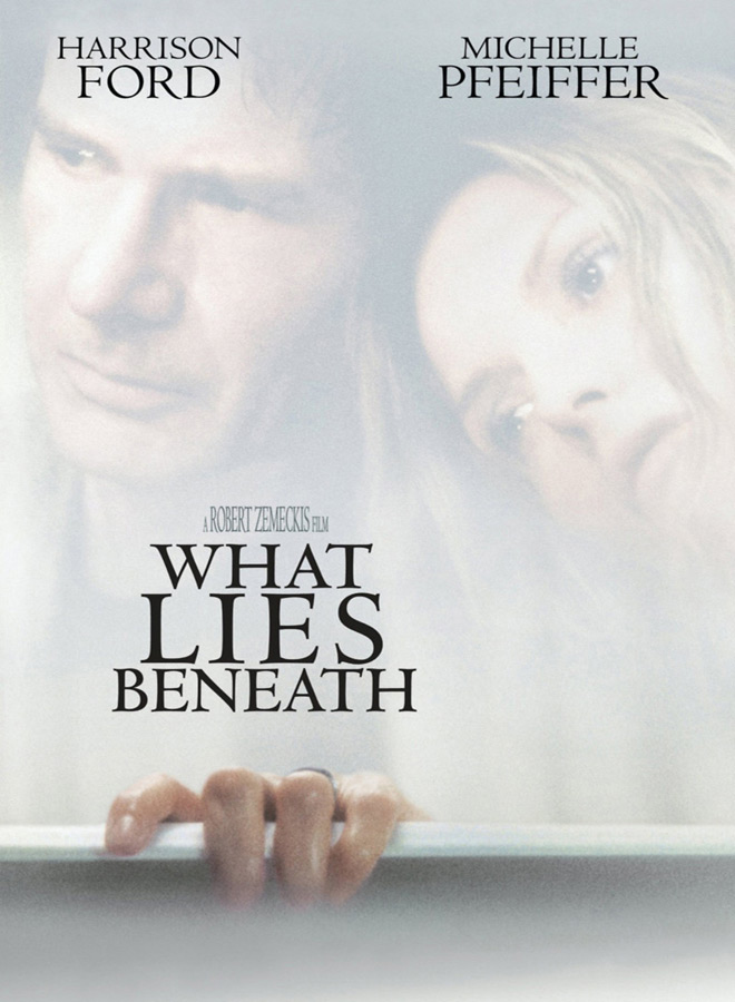 What Lies Beneath 2000 movie poster - Favorite Horror Movies Revealed: Missy Suicide of SuicideGirls