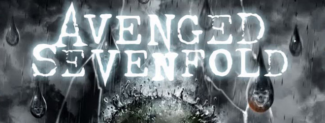 avenged slide - Avenged Sevenfold - Black Reign (EP Review)