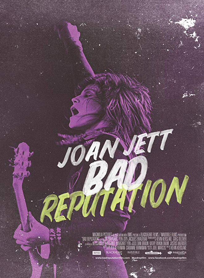 bad reputation poster - Bad Reputation (Documentary Review)