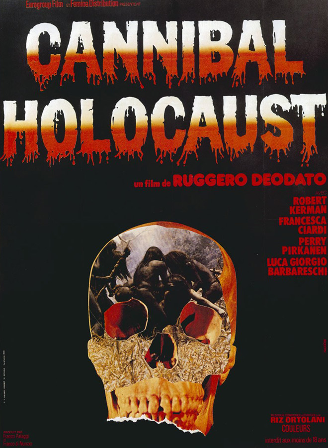 cannibal holocaust - Favorite Horror Movies Revealed: Missy Suicide of SuicideGirls