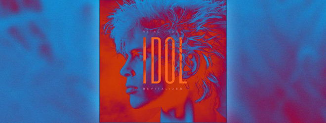 idol slide - Billy Idol - Vital Idol: Revitalized (Album Review)
