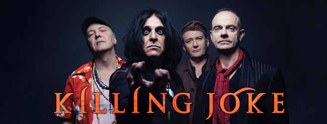 killing joke interview slide - Interview - Jaz Coleman of Killing Joke