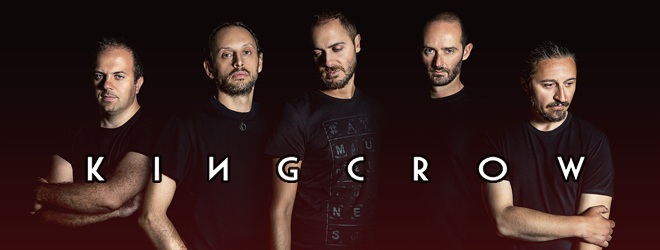 kingcrow 2018 interview - Interview - Diego Cafolla of Kingcrow