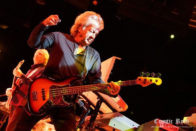 moody live promo - Interview - John Lodge of The Moody Blues