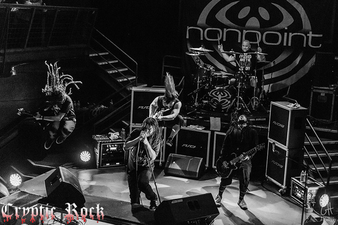 nonpoint live - Interview - Elias Soriano of Nonpoint