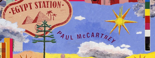 paul 2018 slide egypt - Paul McCartney - Egypt Station (Album Review)