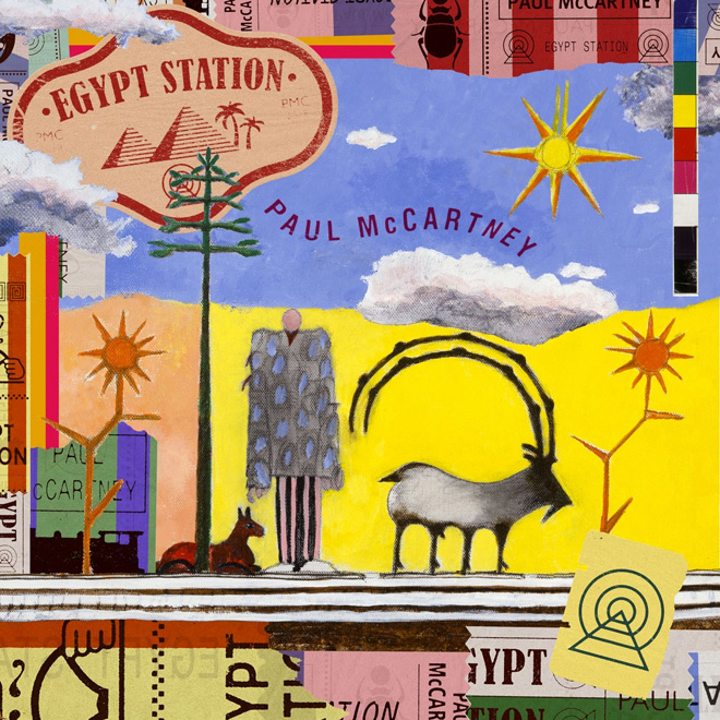 paul mccartney egypt station - Cryptic Rock Presents: The Best Albums Of 2018