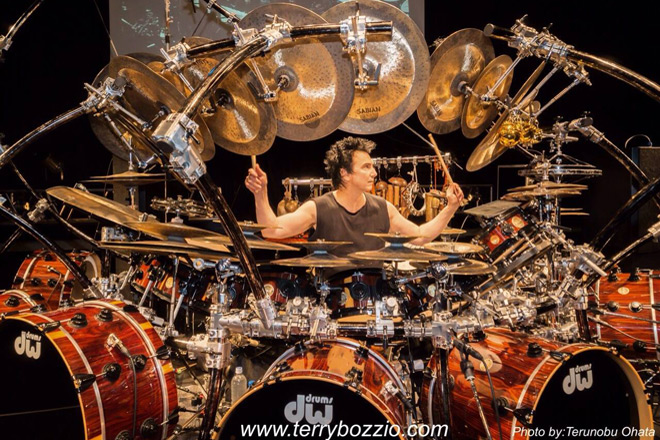 terry promo  - Interview - Terry Bozzio