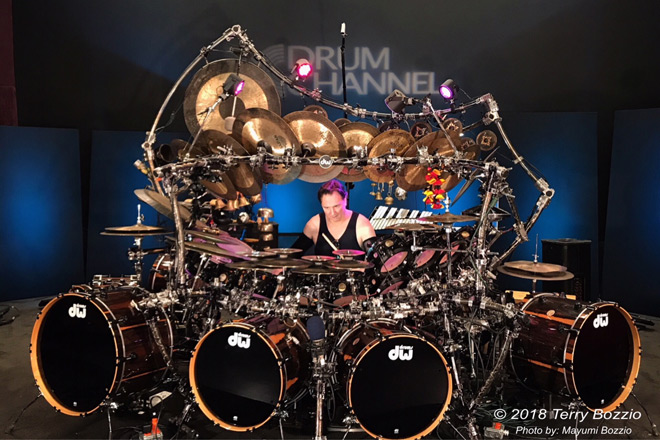 terry promo 2 - Interview - Terry Bozzio