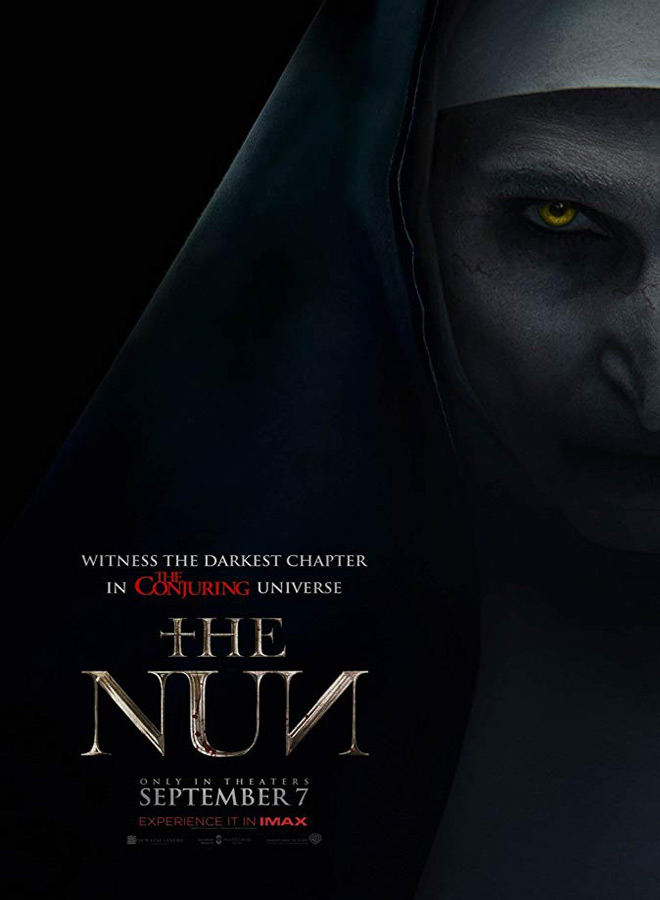 the nun poster - The Nun (Movie Review)
