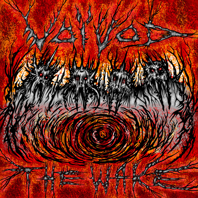 voivod album cover - Voivod - The Wake (Album Review)