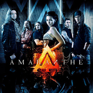 Amaranthe cover 1 - Interview - Elize Ryd of Amaranthe Talks Helix + More