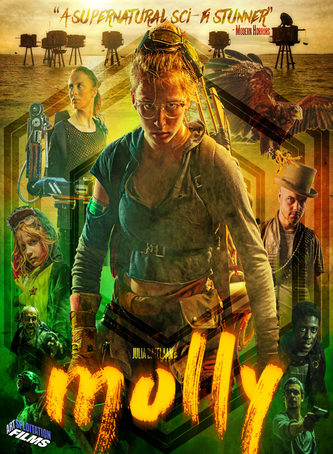 Molly Key Art - Molly (Movie Review)