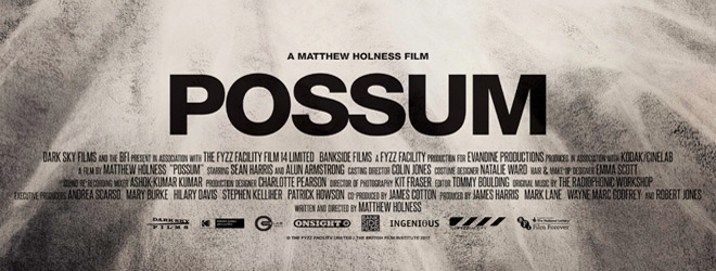 Possum slide - Possum (Movie Review)