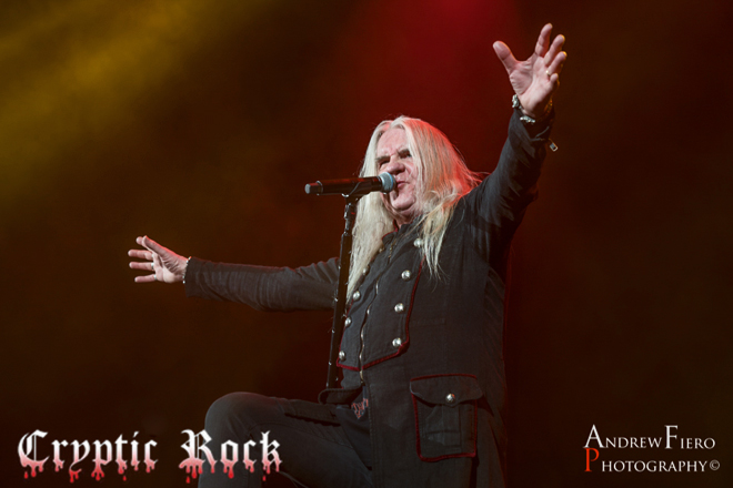 Saxon 3 17 18 2 - Interview - Biff Byford of Saxon