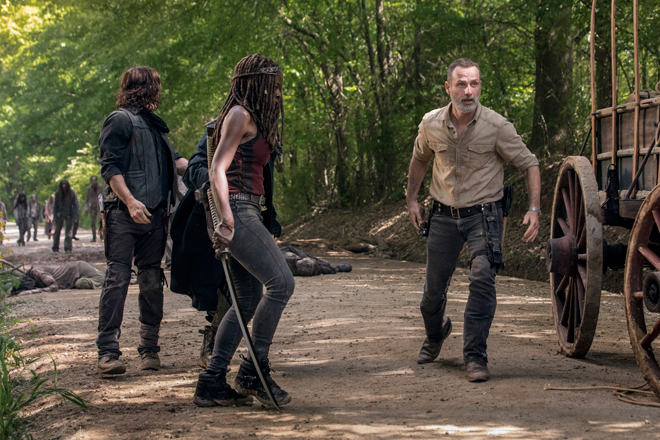TWD 901 JLD 0501 1180 RT - The Walking Dead - A New Beginning (Season 9/ Episode 1 Review)
