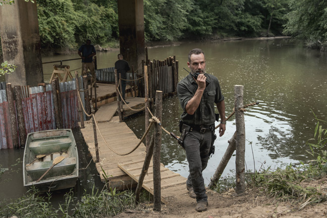 TWD 902 JLD 0514 0461 RT - The Walking Dead - The Bridge (Season 9/ Episode 2 Review)