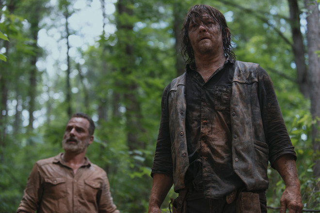 TWD 904 GP 0613 0121 RT - The Walking Dead - The Obliged (Season 9/ Episode 4 Review)