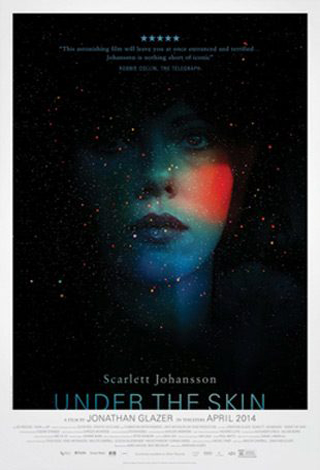 Under the Skin poster new - Interview - Steve Marker of Garbage