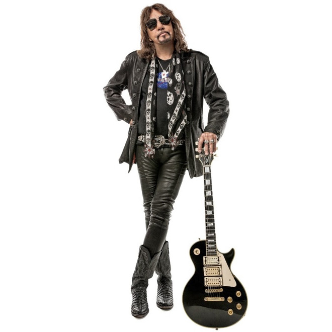 ace promo - Ace Frehley - Spaceman (Album Review)