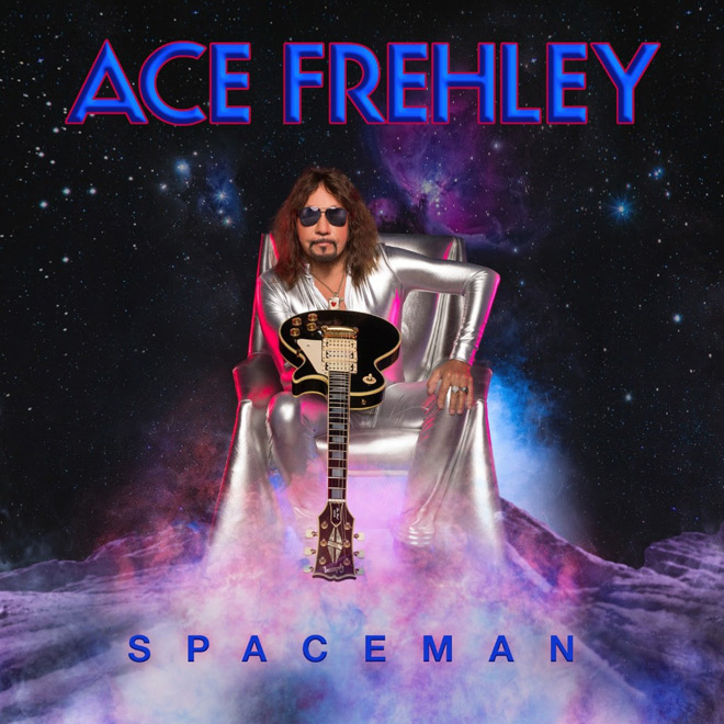 ace spaceman - Ace Frehley - Spaceman (Album Review)