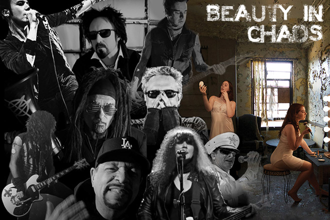 beauty in chaos promo - Beauty in Chaos - Finding Beauty in Chaos (Album Review)