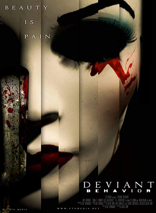 deviant behavior poster - Deviant Behavior (Movie Review)