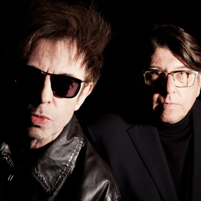 echo promo - Echo & the Bunnymen - The Stars, the Oceans & the Moon (Album Review)