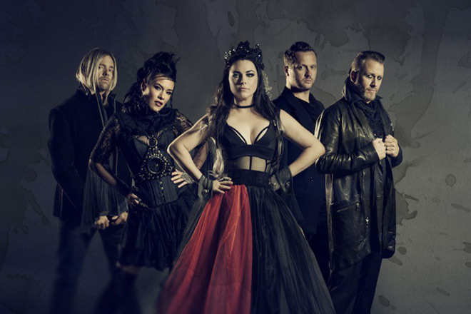 evan - Evanescence - Synthesis Live (DVD Review)