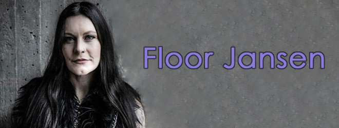 floor jansen slide  - Interview - Floor Jansen Talks Northward, Nightwish, + More